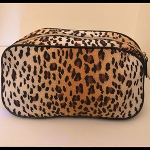 Leopard Print Bag by Lancome